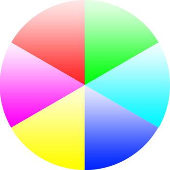 Tap Color Fan 遊戲 LOGO-阿達玩APP