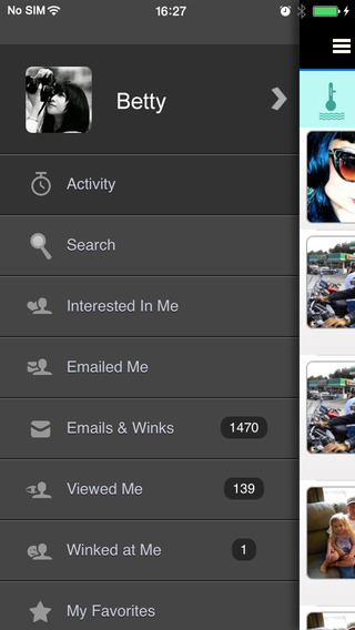 BikerKiss - 1 Biker Dating Site