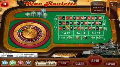 Screenshot 4 Спин казино рулетка призывателей войны турниров в Лас-Вегасе стиль Free