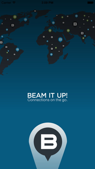 Beam It Up - Connections on the Go