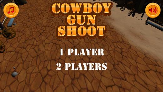 Cowboy Gun Shoot Deluxe