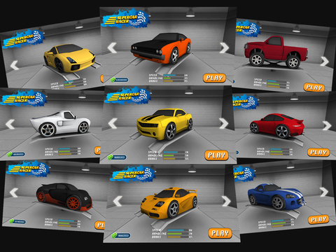 Supercar Racer : The Game