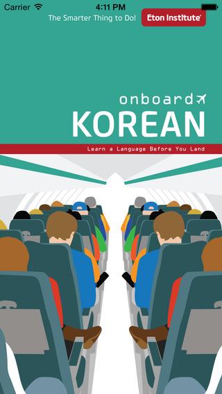 Onboard Korean