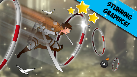 Sky Fighters - Attack On Titan Version