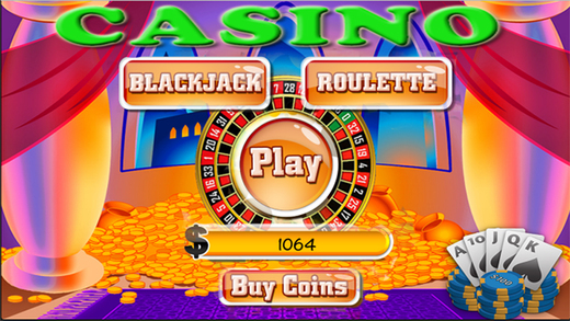 CowBoy Texas-Casino Slots-Blackjack-Rouletter