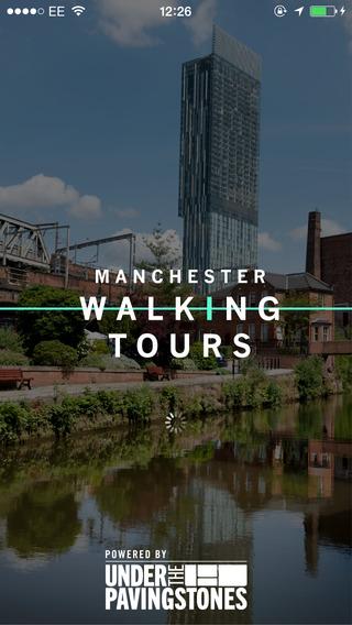 Manchester Walking Tours