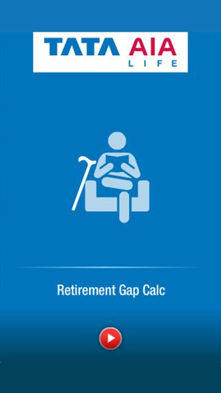 Retirement GAP Calculator Mobile
