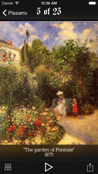 Pissarro lifework