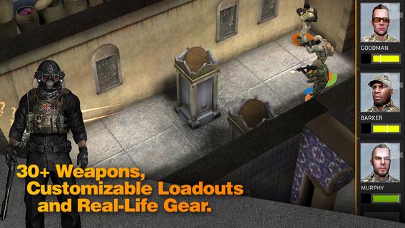Screenshots for Breach & Clear