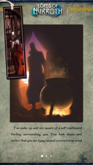 Screenshot 5 Gamebook Adventures 10: Lords of Nurroth