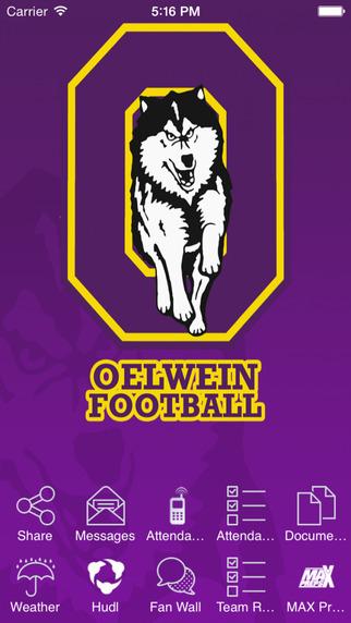 Oelwein Football