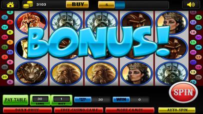 Screenshot 4 Фараон Слоты Pro Казино башни и строить Крошечный эскимосов в Лас-Вегасе