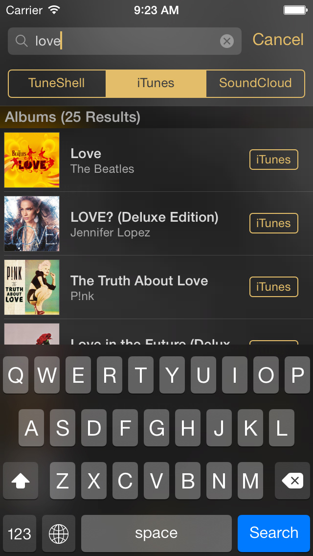 App Shopper: TuneShell - Equalizer, FLAC Player, MP3 Music