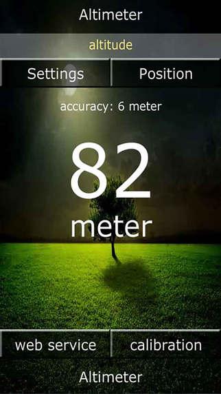 Altimeter Digital