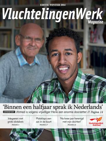 VluchtelingenWerk Magazine