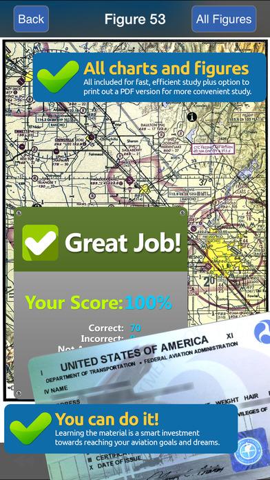 GroundSchool FAA Knowledge Test Prep - Commercial Pilot iPhone Screenshot 5