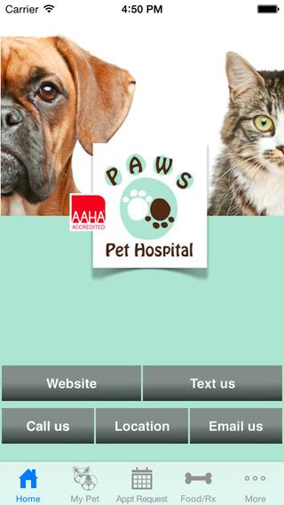 P.A.W.S. Pet Hospital
