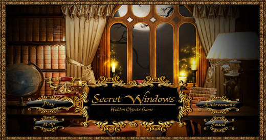 Secret Windows - Free Search find concealed and hidden objects and enjoy the scenery