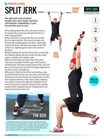 Stemlerfit Olympic Weightlifting screenshot