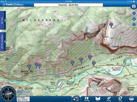 MyTopo Maps Pro by Trimble Outdoors