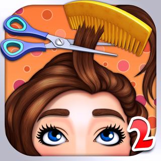 Hair Styling Games : Hair Salon Fun Kids games on the App Store on iTunes