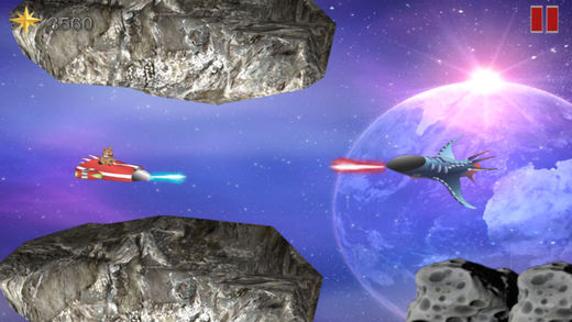 Angry Pet Space Sonic Wars: Rescue of the Star Worlds 2 FULL
