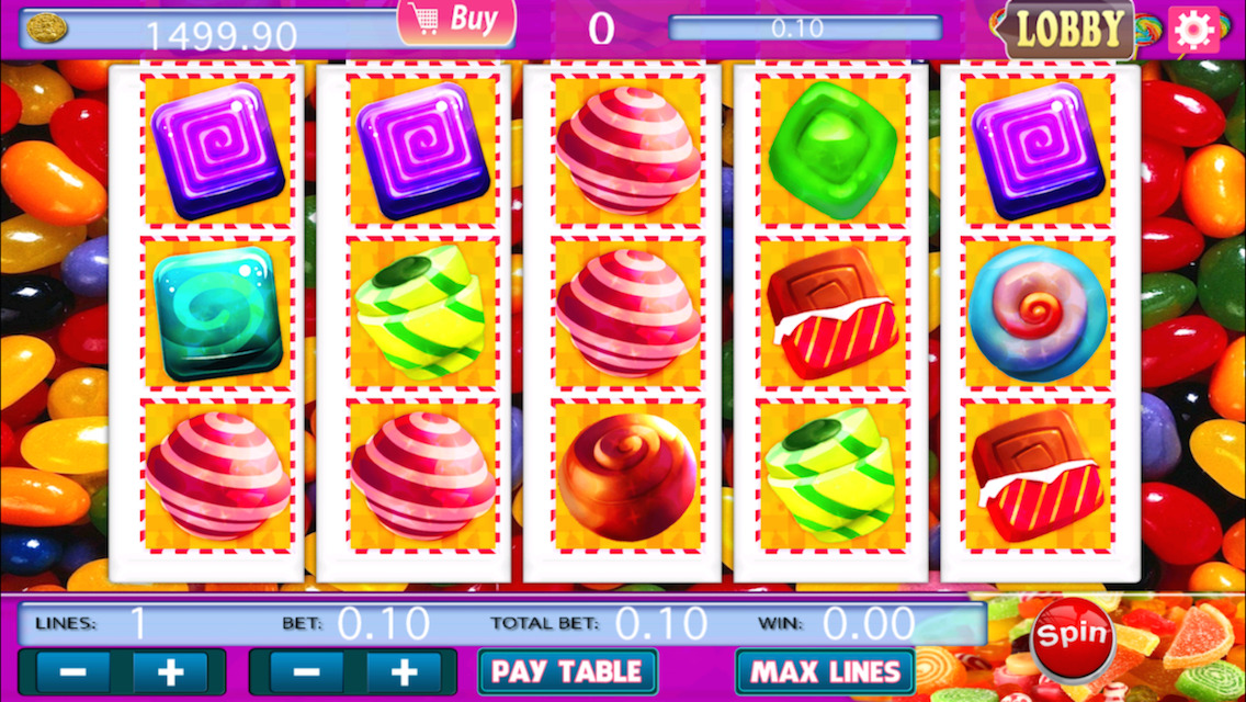 Candy Kingdom Slot Machine - Try the Free Demo Version