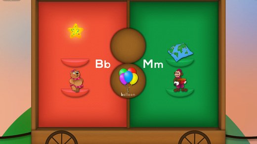 Phonics Sounds Matching Playtime for 3 year old 4 year old 5 year old Kids in Preschool Kindergarten