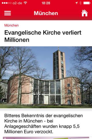 Abendzeitung München screenshot 4