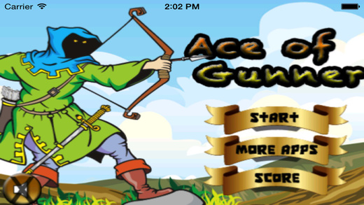 Ace of Gunner : Arrow Camping of Archers