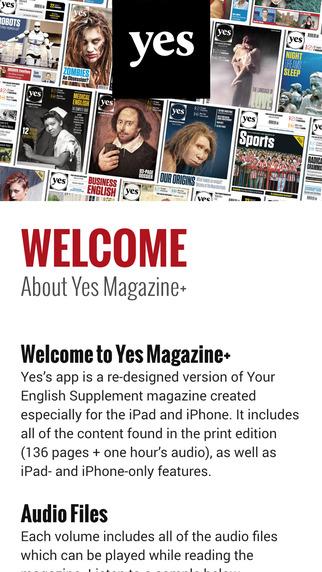 Yes Magazine+