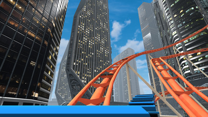 VR Roller Coaster screenshot 1