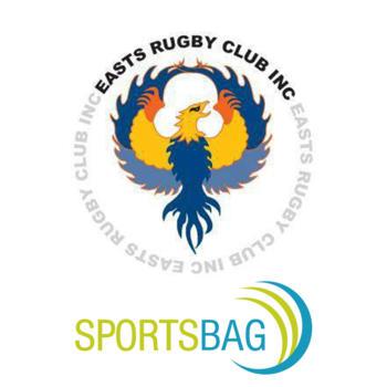 EASTS Rugby Club Inc - Sportsbag LOGO-APP點子