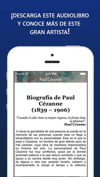 Paul Cezanne : Un pintor predestinado