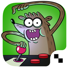 Just a Regular Arcade – A Sweet Suite of Regular Show Games With Mordecai and Rigby - iOS Store App Ranking and App Store Stats