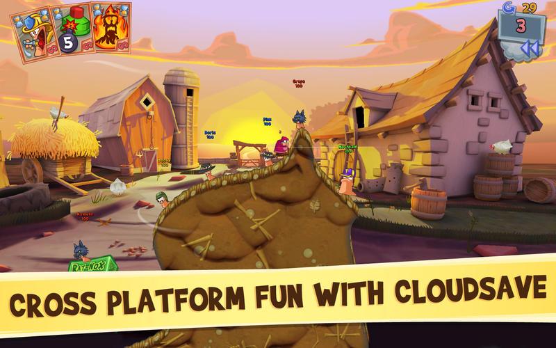 Worms 3 Screenshot - 4