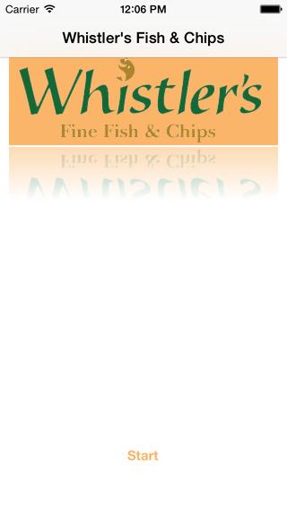 Whistler's Fish Chips