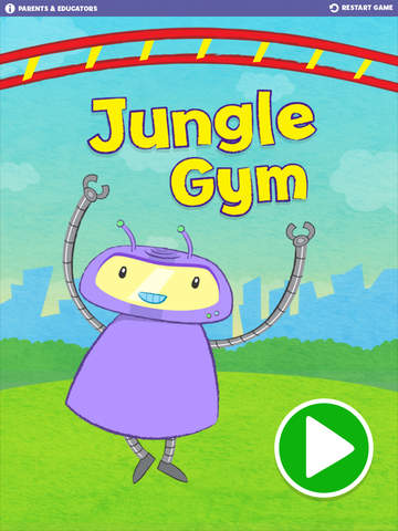 Gracie Friends Jungle Gym