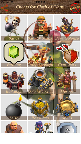 PRO Guide For Clash of Clans +