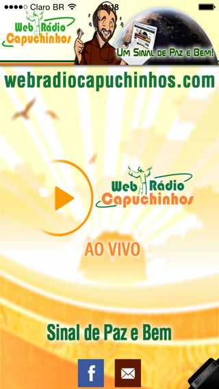 WebRadio Capuchinhos