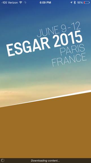 ESGAR 2015