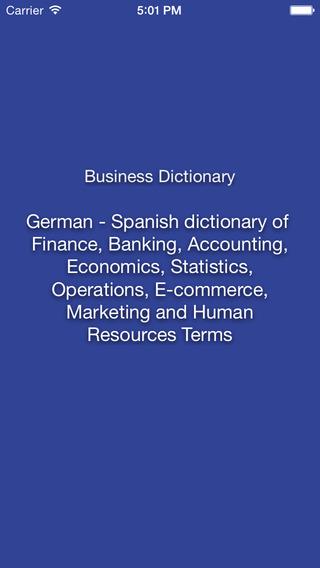 Libertuus Diccionario de negocios Lite – Diccionario Español – Alemán. Libertuus Business Wörterbuch