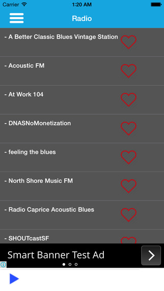 Acoustic Blues Music Radio With Music News