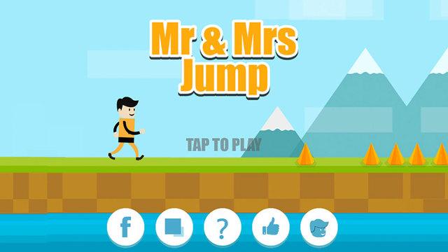 Mr Mrs Jump