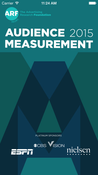 ARF Audience Measurement 2015