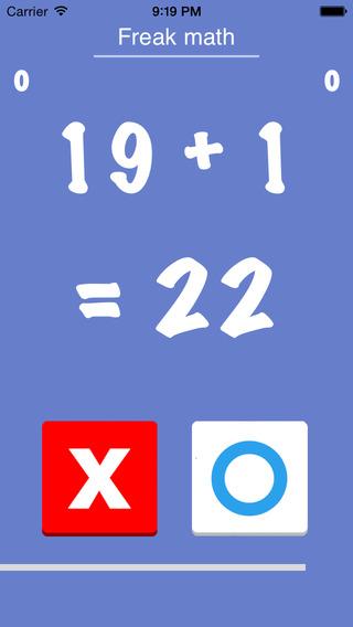 Freak math