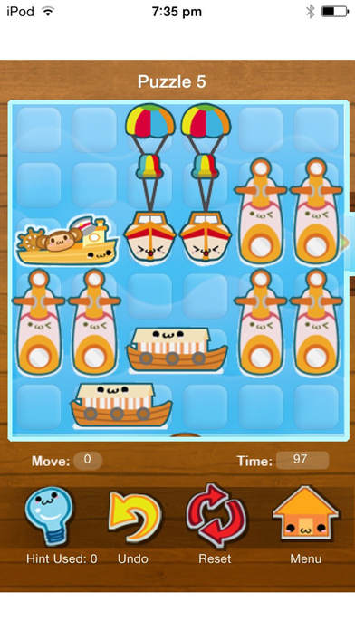 Monkey Sailor iPhone Screenshot 4
