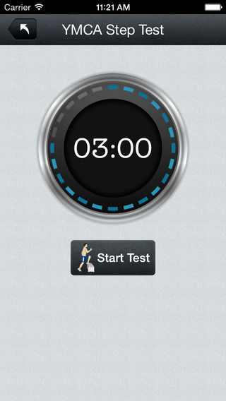YMCA Bench Step Test for Cardiovascular Fitness Lite