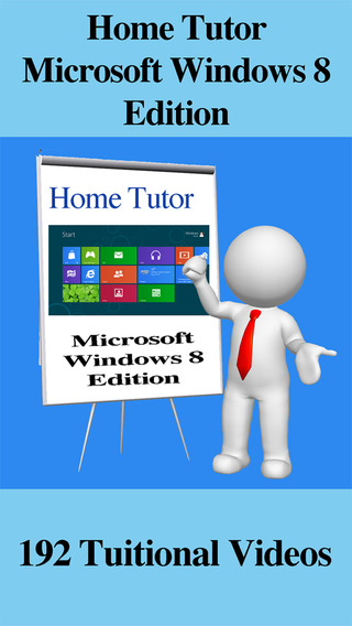 Home Tutor - Microsoft Windows 8 Edition