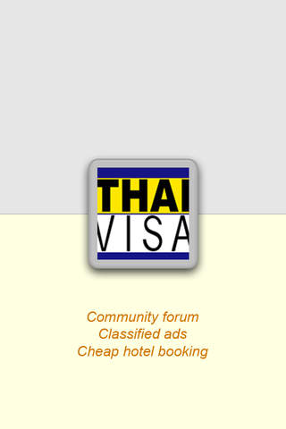Thaivisa Connect - Thailand screenshot 1